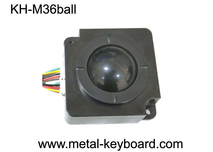 Customization USB Port Industrial Pointing Device , Trackball Module for Medical