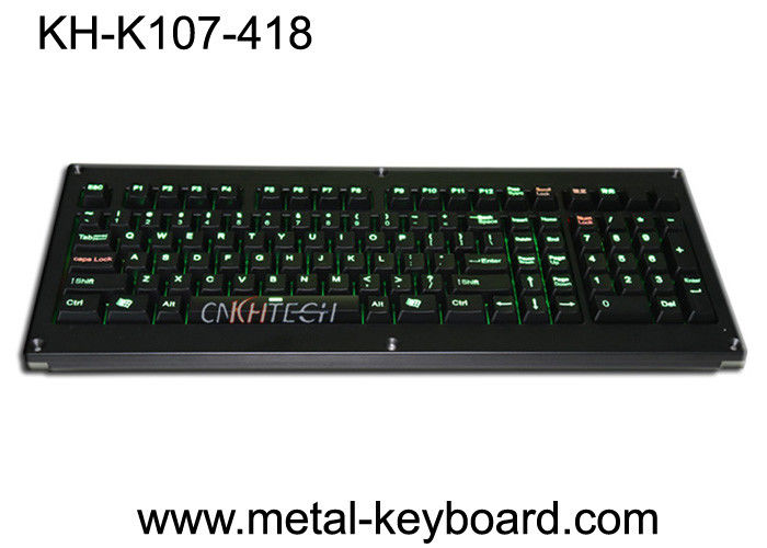 Marine / Military Industrial Metal Keyboard With Cherry Mechnical Switches